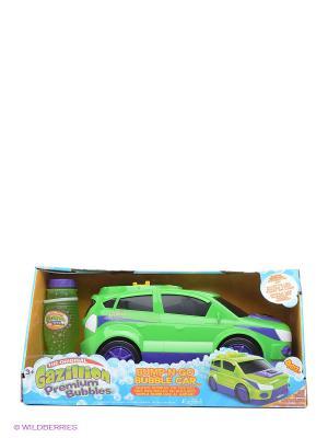 Набор Машинка с пузырями Funrisе. Цвет: салатовый