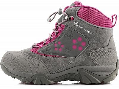 Ботинки утепленные для девочек  Crater Iii Outventure
