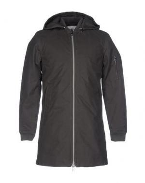Куртка ELVINE. Цвет: свинцово-серый