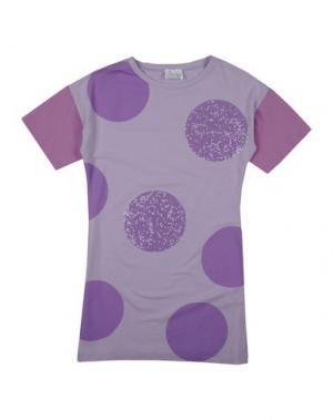 Платье ILLUDIA. Цвет: розовато-лиловый
