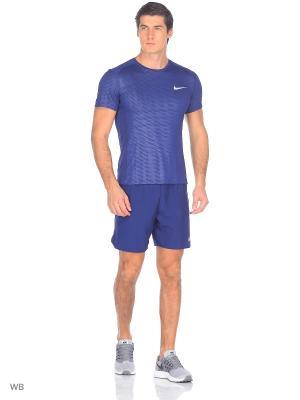 Шорты M NK DRY SHORT 7IN CORE Nike. Цвет: синий, лазурный