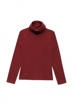 Водолазка Emoi. Цвет: бордовый