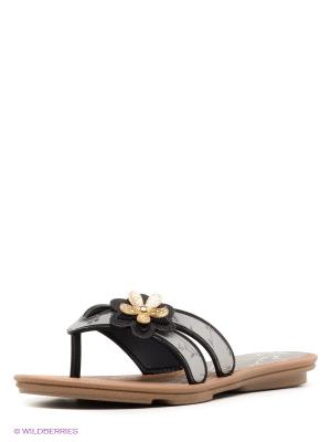 Пантолеты Grendha. Цвет: черный, серый, коричневый