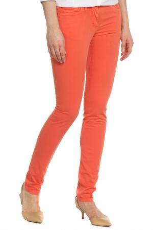 Брюки Napapijri. Цвет: оранжевый