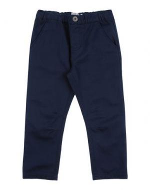 Повседневные брюки WHEAT. Цвет: темно-синий