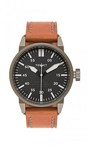 Часы svt-fw44 Tsovet. Цвет: коричневый