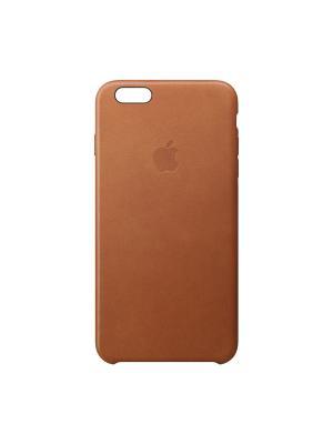 Чехол (клип-кейс) Apple для iPhone 6S MKXT2ZM/A светло-коричневый. Цвет: светло-коричневый