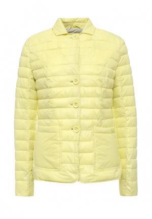 Куртка утепленная Rifle. Цвет: желтый