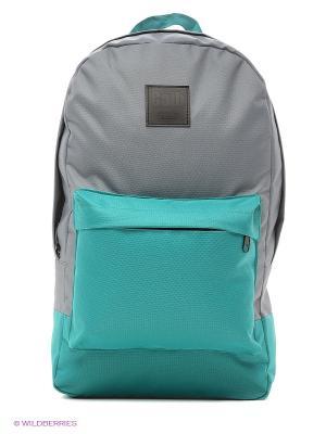 Рюкзак Gaib. Цвет: бирюзовый, серый
