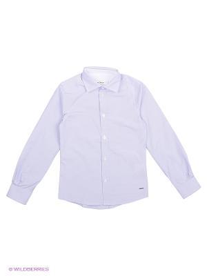 Сорочка SILVER SPOON. Цвет: фиолетовый
