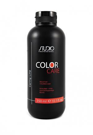 Бальзам для волос Kapous. Цвет: черный