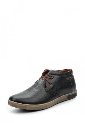 Ботинки Valser. Цвет: коричневый