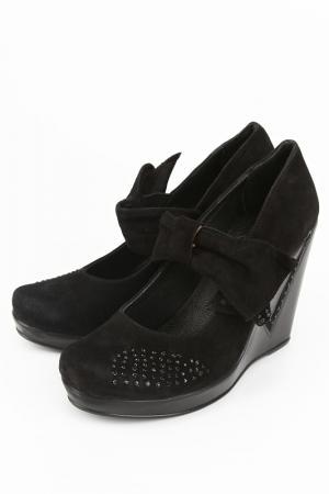 Туфли BEYONCE. Цвет: черный