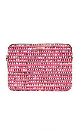 Чехол Piñata для ноутбука с экраном диагональю 13 дюймов Kate Spade New York. Цвет: розовый мульти