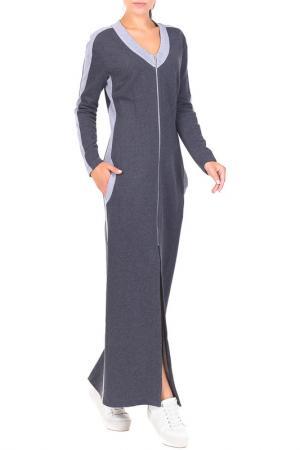 Платье XARIZMAS. Цвет: 11, графит