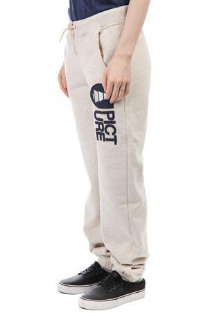 Штаны спортивные женские  Cocoon 2 Women Pants Beige Picture Organic. Цвет: бежевый