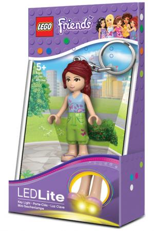Фонарики-ночники Lego. Цвет: фиолетовый
