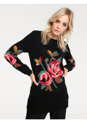 Пуловер B.C. BEST CONNECTIONS by Heine. Цвет: черный
