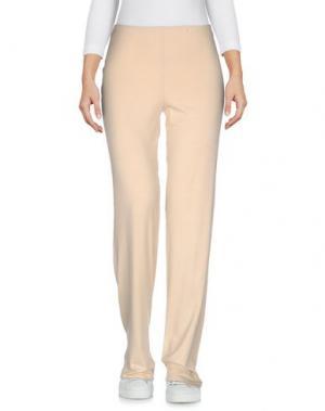 Повседневные брюки CHRISTIES. Цвет: бежевый