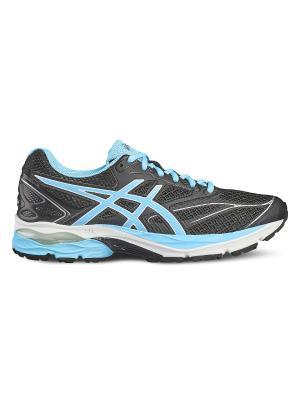 Спортивная обувь GEL-PULSE 8 ASICS. Цвет: черный, белый, синий