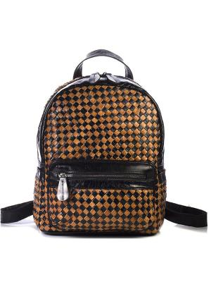 Рюкзак AnnA Wolf. Цвет: черный, горчичный, рыжий, светло-коричневый