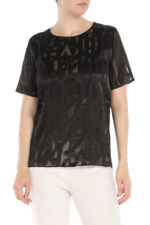 Блузка-топ Paul Smith. Цвет: черный