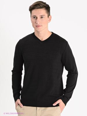 Пуловер Folgore. Цвет: черный