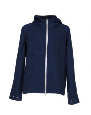 Куртка HENTSCH MAN. Цвет: темно-синий