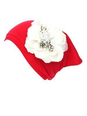 Косынка Jane Flo. Цвет: красный