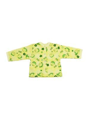 Кофточка кнопки спереди КиСса. Цвет: зеленый, салатовый