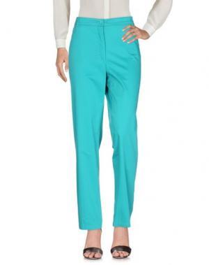 Повседневные брюки BARBARA LEBEK. Цвет: изумрудно-зеленый