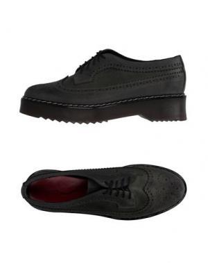 Обувь на шнурках PENELOPE. Цвет: зеленый