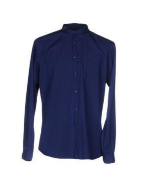 Pубашка ..,BEAUCOUP. Цвет: темно-синий