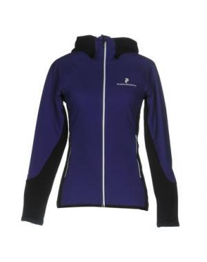 Куртка PEAK PERFORMANCE. Цвет: фиолетовый