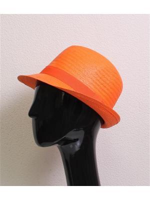Шляпа Marini Silvano.. Цвет: оранжевый