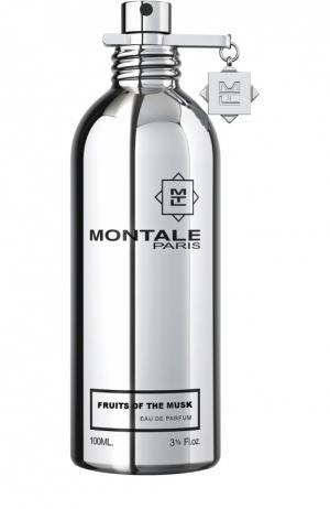 Парфюмерная вода Fruits of the Musk Montale. Цвет: бесцветный