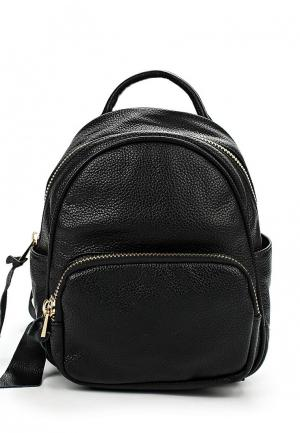 Рюкзак Tom & Eva. Цвет: черный
