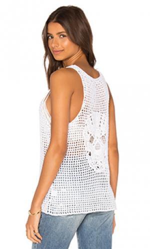 Майка heracles 360 Sweater. Цвет: белый