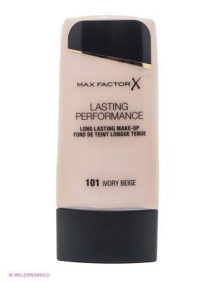 Основа под макияж Lasting Perfomance, 101 тон MAX FACTOR. Цвет: кремовый