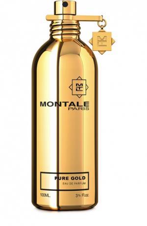 Парфюмерная вода Pure Gold Montale. Цвет: бесцветный