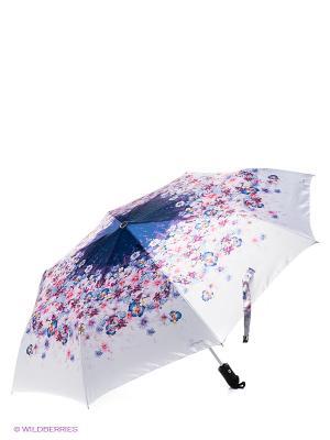 Зонт Eleganzza. Цвет: белый, синий, голубой, розовый