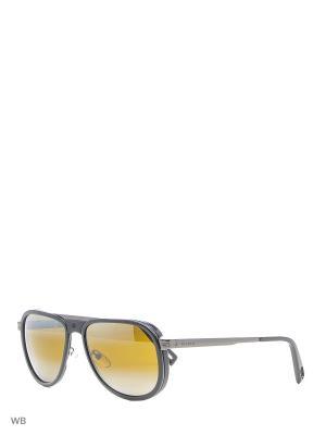 Солнцезащитные очки VL 1315 0001 SKILYNX Vuarnet. Цвет: черный
