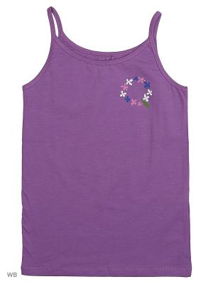 Топ LISA CROWN. Цвет: фиолетовый