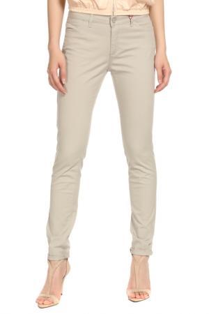 Джинсы Trussardi Jeans. Цвет: бежевый