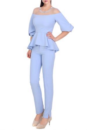 Pants JUNONA. Цвет: light blue