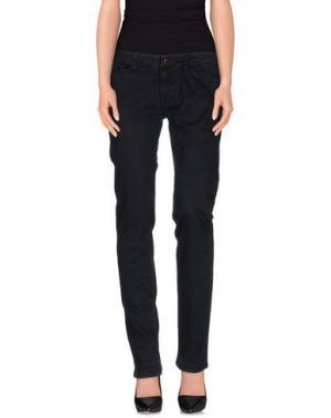 Повседневные брюки AT.P.CO. Цвет: стальной серый