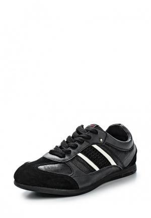 Кроссовки Mapleaf. Цвет: черный