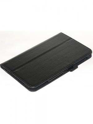 Обложка smart case clips для Samsung Tab Pro 8.4 T320 skinBOX. Цвет: черный