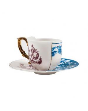 Для чая и кофе SELETTI. Цвет: синий
