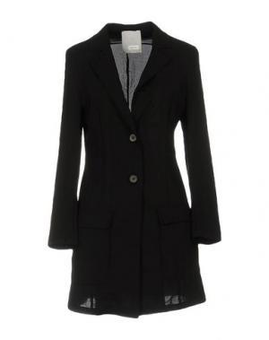 Легкое пальто GOLD CASE. Цвет: черный